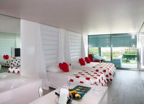 Hotelzimmer mit Yoga im Adam & Eve