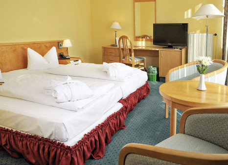 Hotelzimmer mit Fitness im Park Hotel Fasanerie Neustrelitz