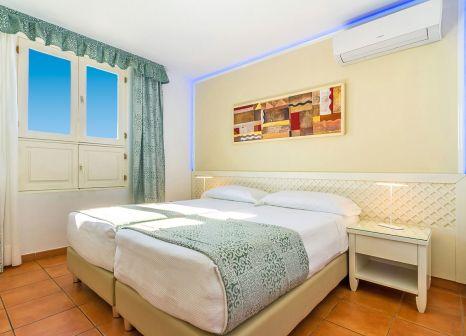 Hotelzimmer mit Mountainbike im Bungalows Velazquez