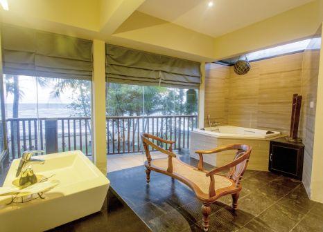 Hotelzimmer mit Tischtennis im Earls Reef Beruwala