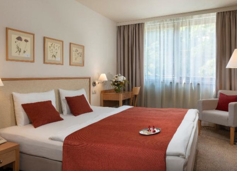 Hotelzimmer mit Sauna im Castle Garden