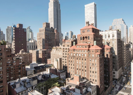 Hotel Iberostar 70 Park Avenue in New York - Bild von 5vorFlug