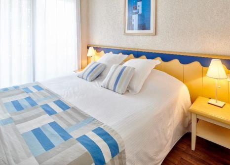 Hotelzimmer mit Funsport im Hôtel Résidence Le Grand Large