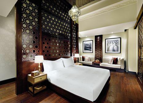 Hotelzimmer mit Yoga im The Ritz-Carlton Ras Al Khaimah, Al Wadi Desert