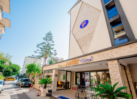 Fatih Hotel günstig bei weg.de buchen - Bild von FTI Touristik
