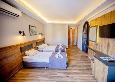 Hotelzimmer mit Tischtennis im Fatih Hotel