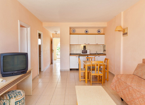 Hotelzimmer mit Fitness im Sol La Palma Apartamentos