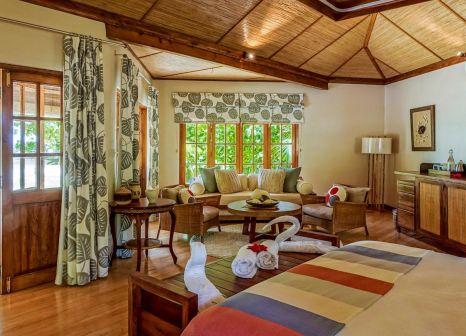 Hotelzimmer mit Minigolf im Denis Private Island