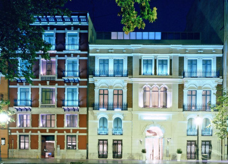 Hotel Hospes Palau de la Mar günstig bei weg.de buchen - Bild von DERTOUR
