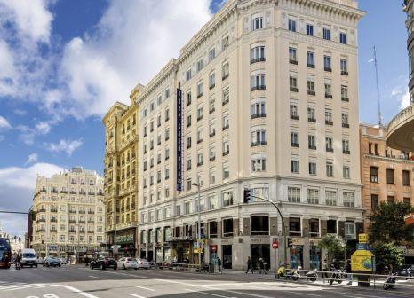 Hotel Madrid Gran Vía 25 Managed by Melia günstig bei weg.de buchen - Bild von DERTOUR