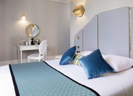 Hotelzimmer mit Klimaanlage im Hotel Victor Hugo Paris Kleber