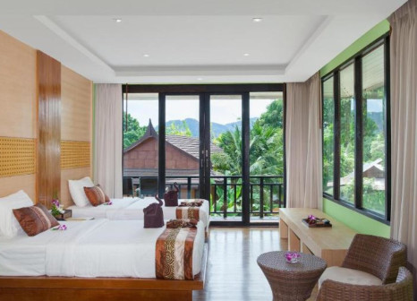 Hotelzimmer mit Internetzugang im Phi Phi Long Beach Resort & Villa