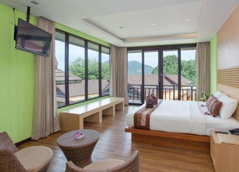 Hotelzimmer mit Klimaanlage im Phi Phi Long Beach Resort & Villa