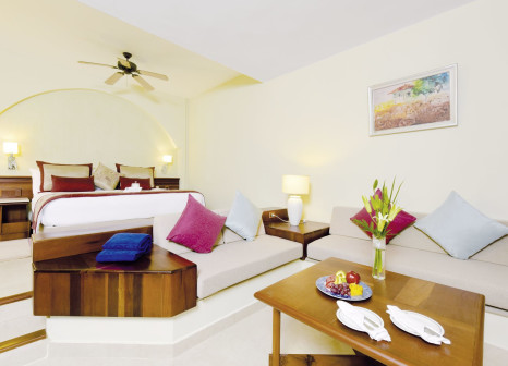 Hotelzimmer mit Yoga im Iberostar Selection Bávaro Suites