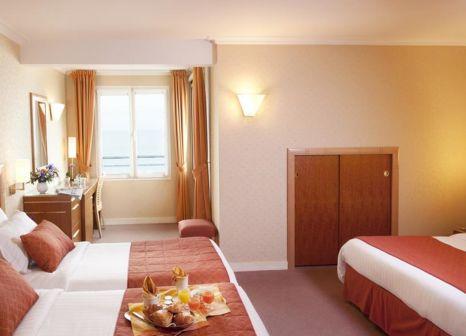 Hotelzimmer mit Klimaanlage im Best Western Hotel Alexandra