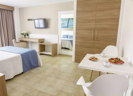Hotelzimmer mit Volleyball im Hotel Continental Don Antonio