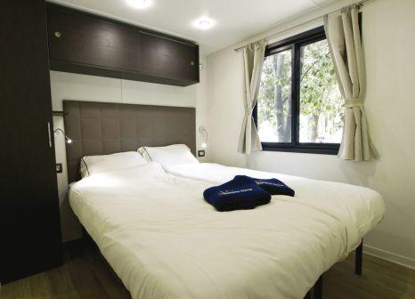 Hotelzimmer mit Mountainbike im Camping Bijela Uvala
