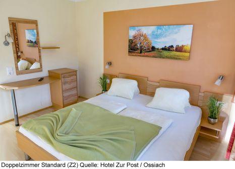 Hotelzimmer mit Minigolf im Hotel Zur Post