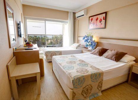 Hotelzimmer mit Volleyball im Seher Kumköy Star Resort