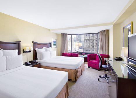 Hotelzimmer mit Mountainbike im Parc 55 San Francisco, a Hilton Hotel