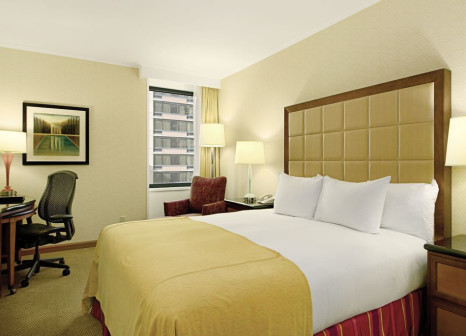 Hotelzimmer mit Golf im Hilton San Francisco Union Square