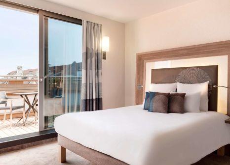 Hotelzimmer mit Kinderbetreuung im Novotel Genève Centre
