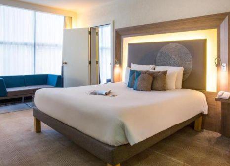 Hotelzimmer mit Aerobic im Novotel Genève Centre