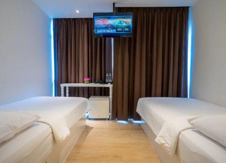 Hotelzimmer mit Kinderbetreuung im A-One Star Hotel