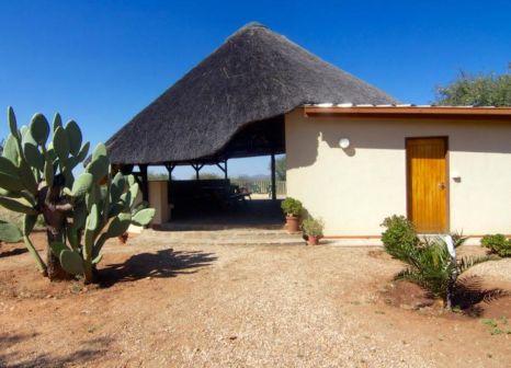 Hotelzimmer mit Klimaanlage im Etango Ranch