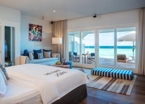 Hotelzimmer mit Fitness im Amilla Maldives Resort and Residences