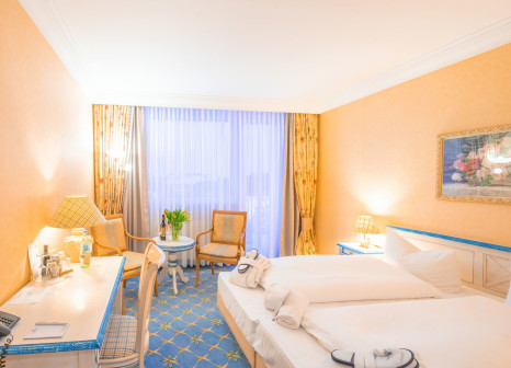 Hotelzimmer mit Golf im Rugard Thermal Strandhotel