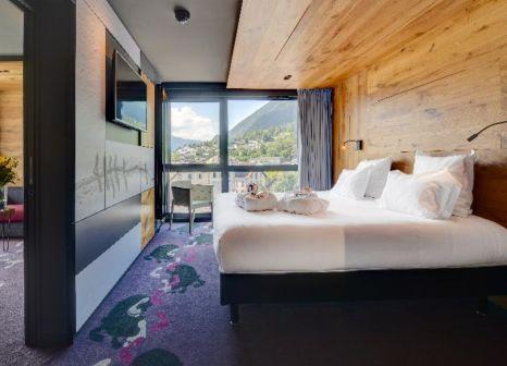 Hotelzimmer mit Wandern im Alpina Eclectic Hotel