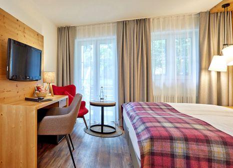 Hotelzimmer mit Fitness im Berghotel Hammersbach