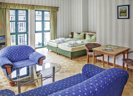 Hotelzimmer im Tannenpark günstig bei weg.de