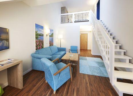Hotelzimmer mit Segeln im Göbel's Seehotel Diemelsee
