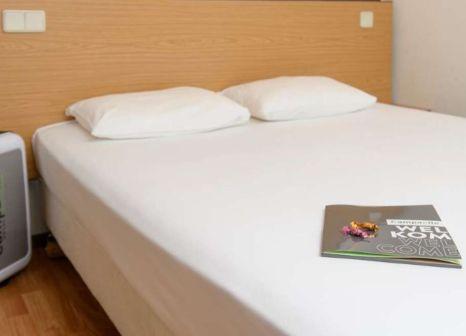 Hotelzimmer mit Internetzugang im Campanile Venlo