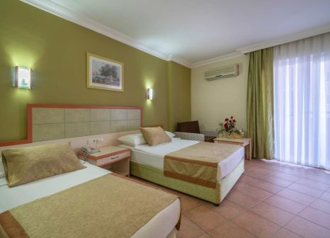 Hotelzimmer mit Tischtennis im Blue Star