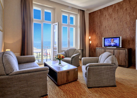 Hotelzimmer mit Golf im Strandhotel Preussenhof