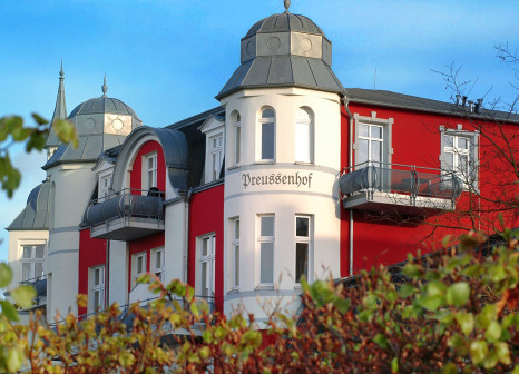 Strandhotel Preussenhof in Insel Usedom - Bild von alltours