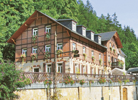 Forsthaus Hotel günstig bei weg.de buchen - Bild von ITS