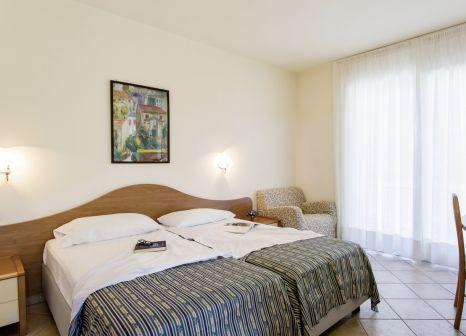 Hotelzimmer mit Tischtennis im Hotel Ilma