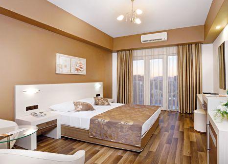 Hotelzimmer mit Volleyball im Club Paradiso Hotel