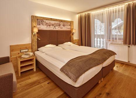 Hotelzimmer mit Tischtennis im Seefelderhof