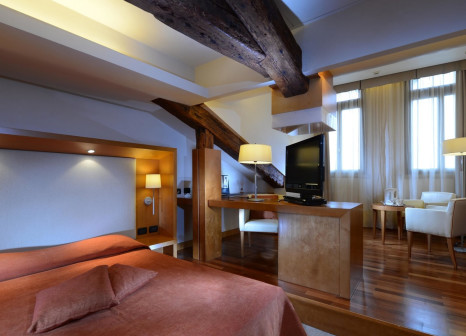Hotelzimmer mit Animationsprogramm im Ruzzini Palace