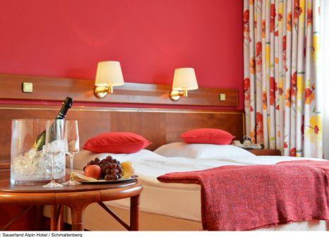 Hotelzimmer mit Tennis im SAUERLAND Alpin Hotel