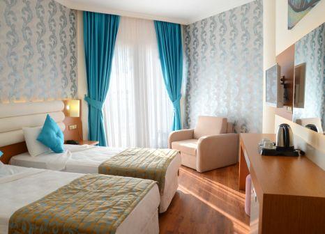 Hotelzimmer mit Fitness im Notion Kesre Beach Hotel & Spa