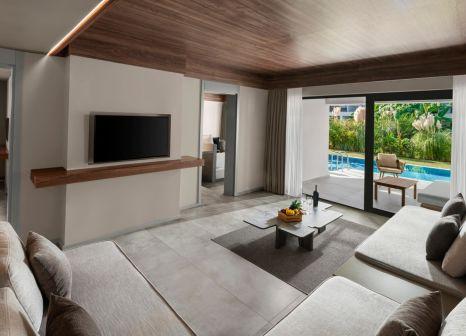 Hotelzimmer mit Yoga im Paloma Finesse