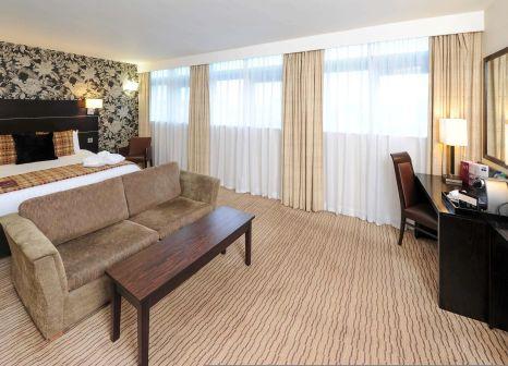 Hotelzimmer mit Klimaanlage im Mercure Manchester Piccadilly Hotel