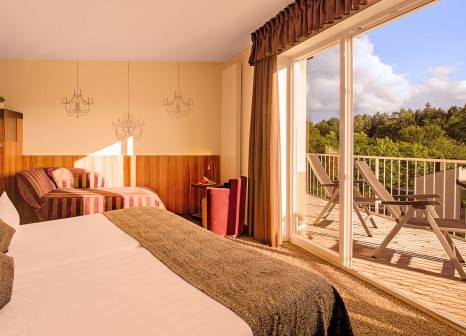 Hotelzimmer mit Fitness im Lifestyle Resort Zum Kurfüsten