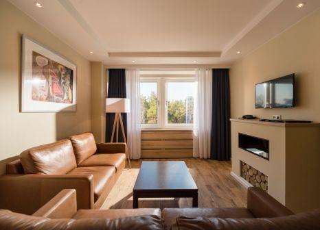 Hotelzimmer mit Mountainbike im Baltic Sport Und Ferienhotel